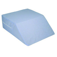 Ortho Bed / Knee Wedge Blue 8 x 20 x 24