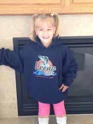 Leena Lures Hooded Sweatshirt
