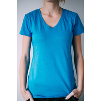 Kaiback Soft-Tees Women's - Sky