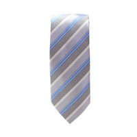 Kaiback Tagatie - Gray, Blue & White Stripe