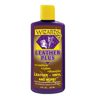 Preserves and protects all fine leather, naugahyde and vinyl surfaces. Contains moisturizers and lanolin oils. Concentrated cream forms a penetrating leather lotion. Use on auto, apparel, luggage and furniture.