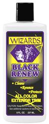 Wizards Black Renew 8 oz.    Part #66309
