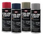 SEM Color Coat Flexible Paints