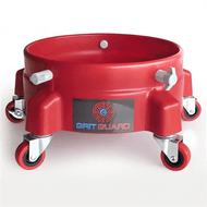 Red Grit Guard Bucket Dolly