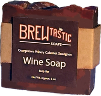 Cabernet Sauvignon makes for a classic wine to enjoy, and so this bar is loved by everyone. Showing deep notes of wine grapes and a complex swirl of pinks and purple, wine fans from all walks of life can appreciate this soap.