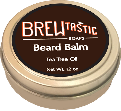 Tea Tree Oil is the O.G. of hair care and is thought to prevent dandruff. Great for all beards and those who want a beginner beard oil. Can be used as an after-shower leave-in conditioner for hair as well.