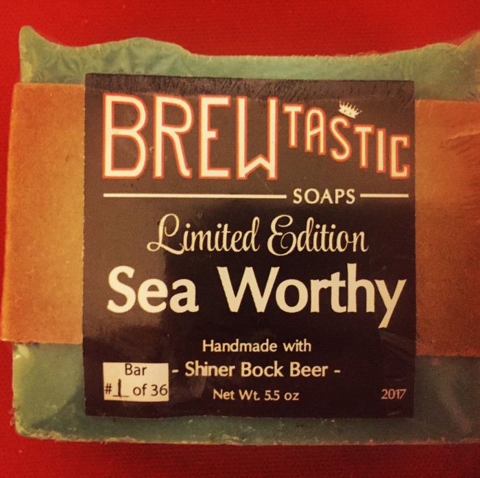 Limited Edition Sea Worthy Soap
