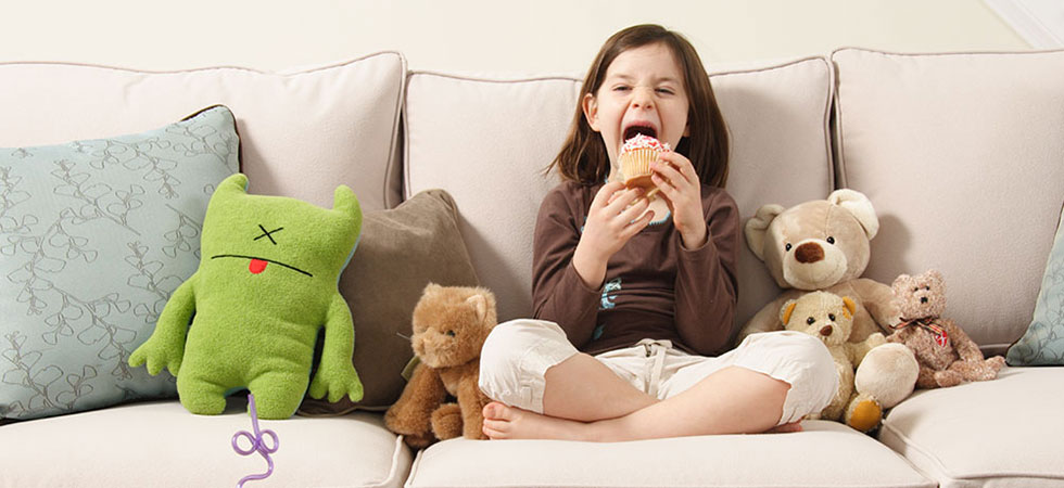 Life Happens! Stain, Moisture & Odor Resistant Furniture.