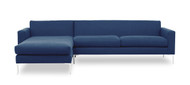 Charlotte Sectional - Left Arm Facing