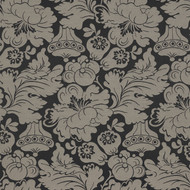 Melrose Licorice Upholstery Fabric Swatch