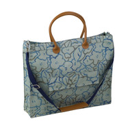 Tuscan Garden Marina Portfolio Tote Bag