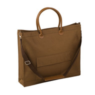 Best Friends Chestnut Portfolio Tote Bag