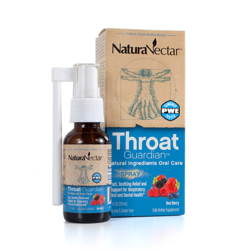 Throat Guardian™ - Bee Berry