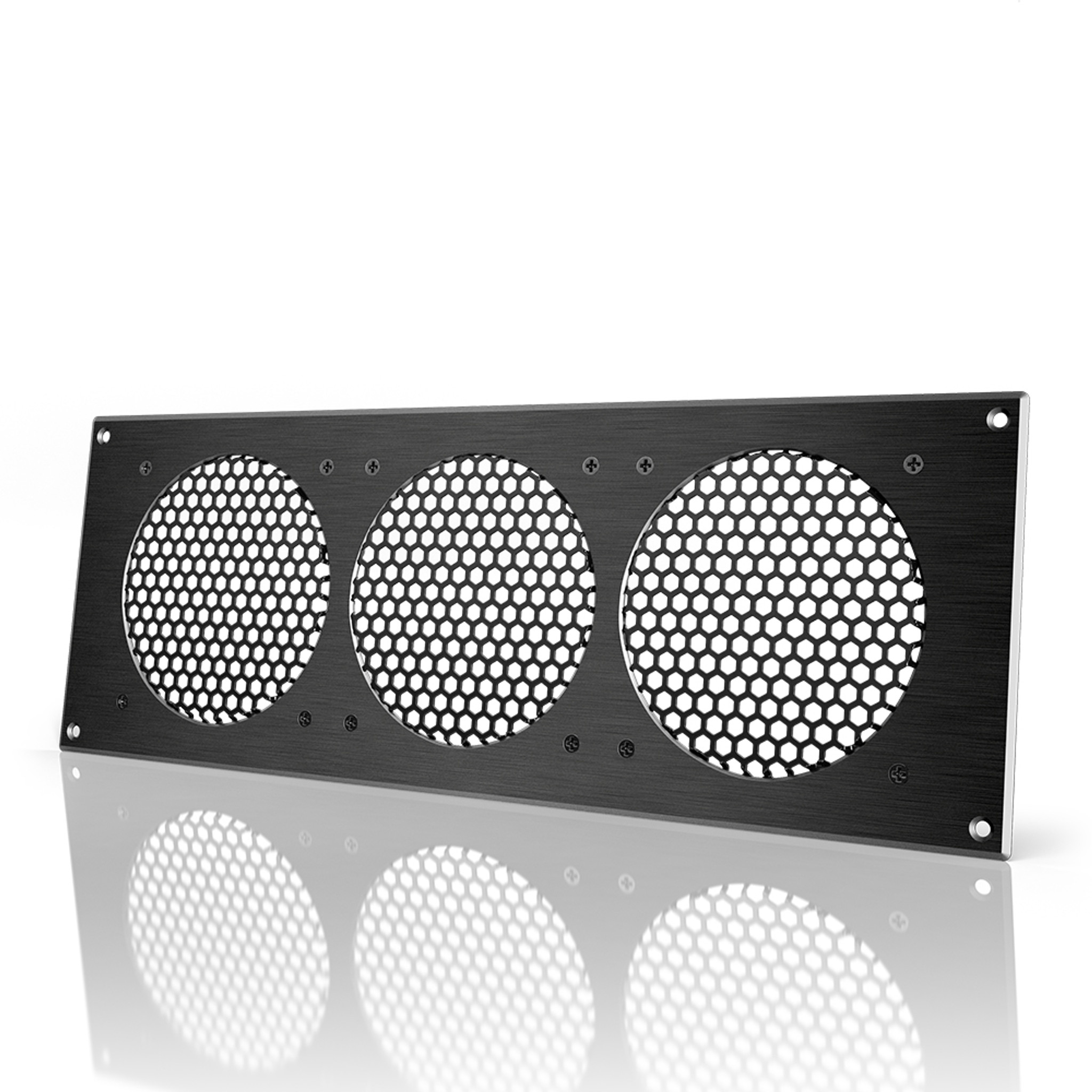 Ac Infinity Cabinet Ventilation Grille Black 18 Inch