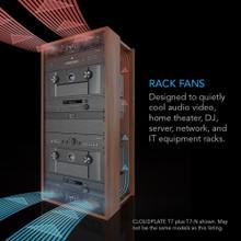 Quiet Rack Mount Fan 2U