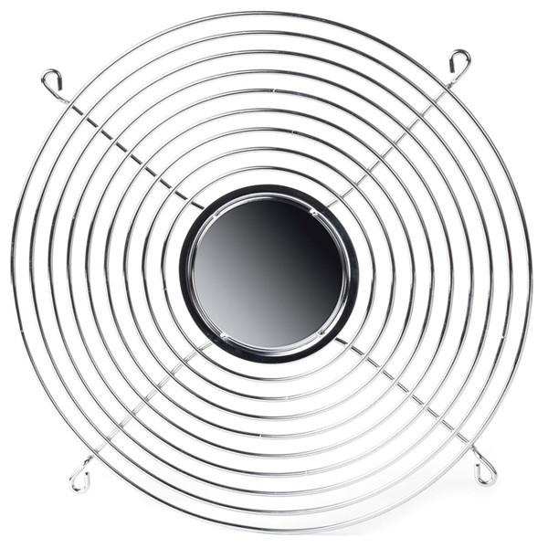 115v ac cooltron fan  u00d8254mm x 89mm high speed
