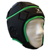 Gilbert Attack Headguard - Black/Green