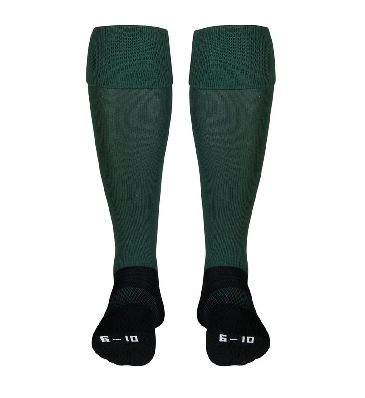 Green Rugby Socks: Canterbury Club Team Rugby Sock