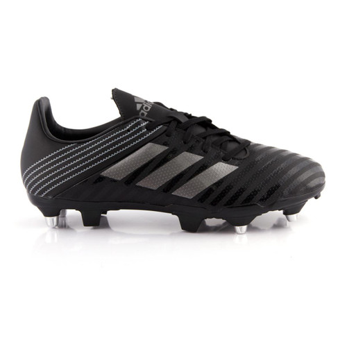 adidas Malice SG Rugby Boots - Core Black