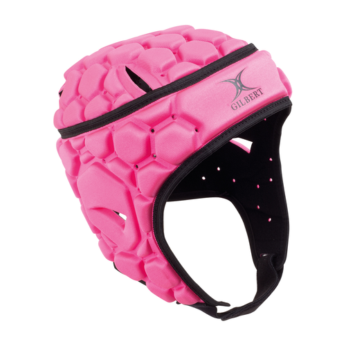 Gilbert Falcon 200 Headguard - Pink