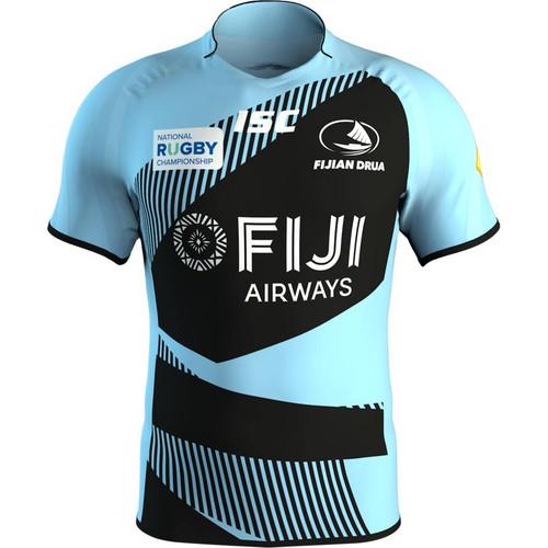 Fijian Drua Rugby Jersey - Home 2017/18