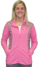 Pink Ribbon Exercise Jacket by Live for Life