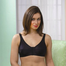 Front and Back Closure Mastectomy Bra
