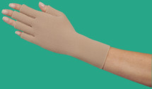 Juzo Expert Flat Knit Gauntlet with Fingers