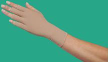 Juzo Basic Series Gauntlet with Thumb & Finger Stubs