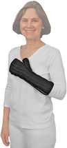 Extended Glove Vertical Style Tribute Night Custom Compression Garment