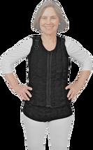 Vest & Lower Torso Vertical Style Tribute Night Custom Compression Garment