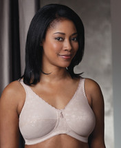 Trulife Gabriella Soft Cup Mastectomy Bra in White, Nude, and Black