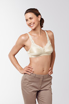 Annabel Pocketed Soft Cup Mastectomy Bra by Amoena