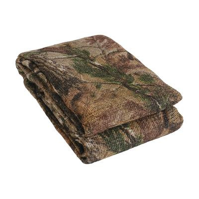 Nylon Realtree AP Camouflage Netting 56 Inches x 12 Feet - 026509024675