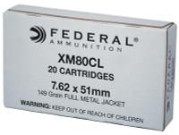 American Eagle 7.62x51mm 149 Grain M80 Ball - 029465064754