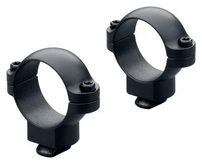 1 Inch Rings Dual Dovetail Medium Matte - 030317499167