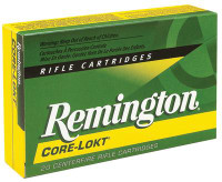 6mm Remington 100 Grain Pointed Soft Point Core-Lokt - 047700051604