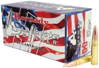 American Gunner .300 AAC Blackout 125 Grain Boattail Hollow Point Match - 090255808971