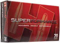 Superformance .30-06 Springfield 165 Grain SST - 090255811537