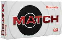 Match Rifle Ammunition 6.5mm Creedmoor 140 Grain ELD - 090255815009