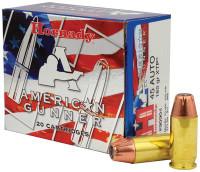 American Gunner .45 Auto 185 Grain XTP - 090255909043