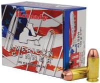 American Gunner .40 Smith & Wesson 180 Grain XTP - 090255913644