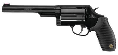 Model 4510 Judge .410 Gauge/.45 Colt 6.5 Inch Barrel Black Finish Fiber Optic Front Sight 5 Round - 725327600954