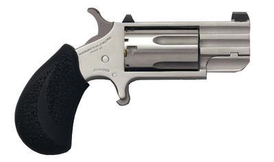 Pug .22 Magnum 1 Inch Barrel Matte Finish White Dot Sights 5 Round - 744253001871