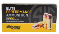 Elite Performance Ball 9mm 115 Grain Full Metal Jacket - 798681516889