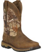 Ariat 10016341 Conquest NS Wellington - 88484993625