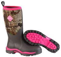Muck Womens Woody Pink - 66491102837