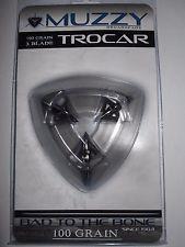 Muzzy Trocar 3-Blade - 050301290006