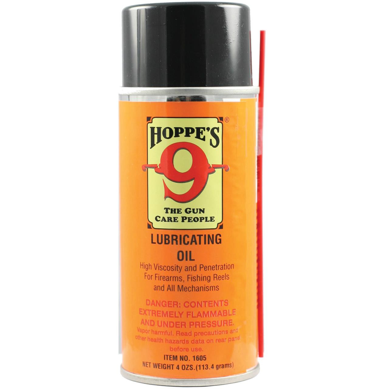 Hoppes 1605 Lubricating Oil - 026285511079