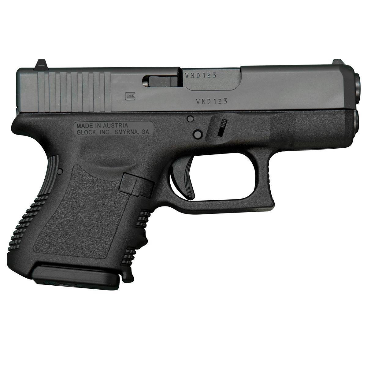 Glock 26 Gen 4 9mm 10rd Pistol Hunter S Refuge
